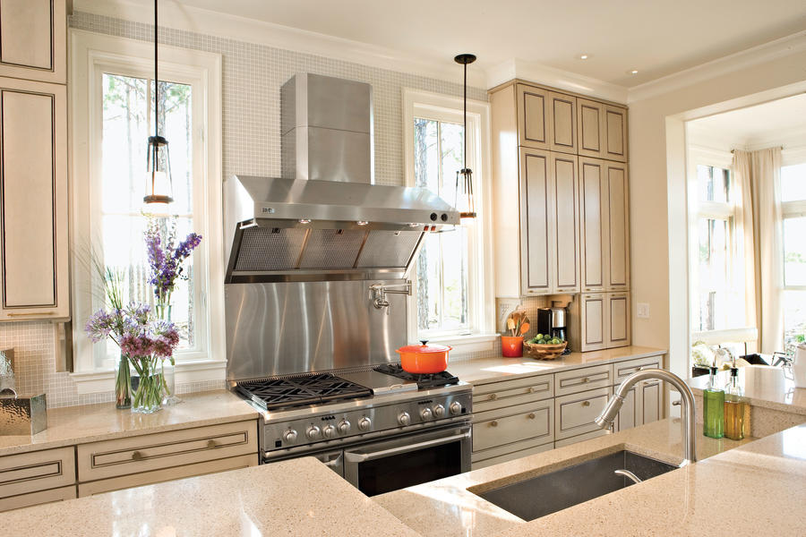 Contemporary kitchen idea house kitchen design ideas for Southern living kitchen designs