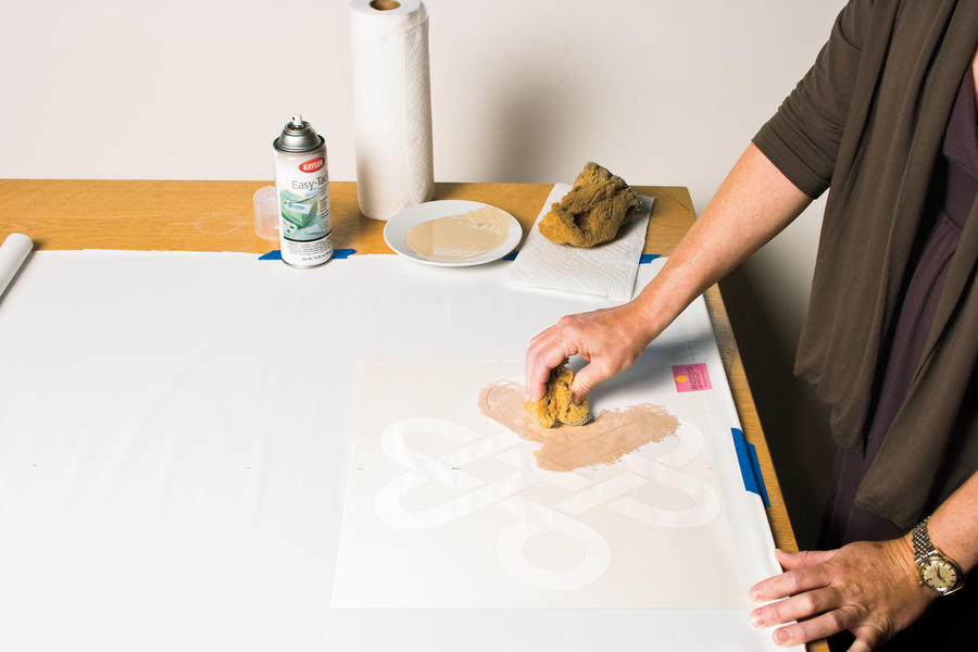 Window Designs: Paint the First Design