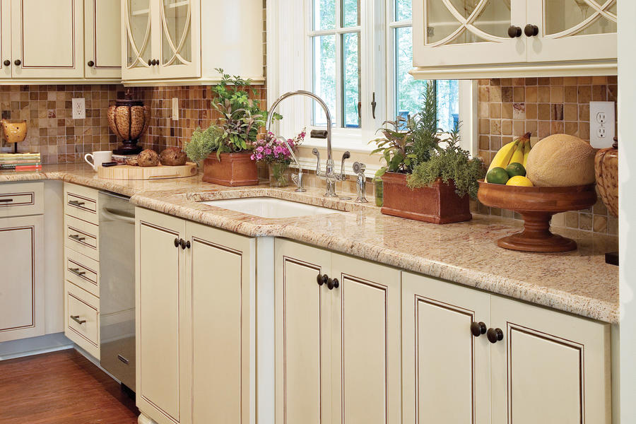Mixing cabinet styles