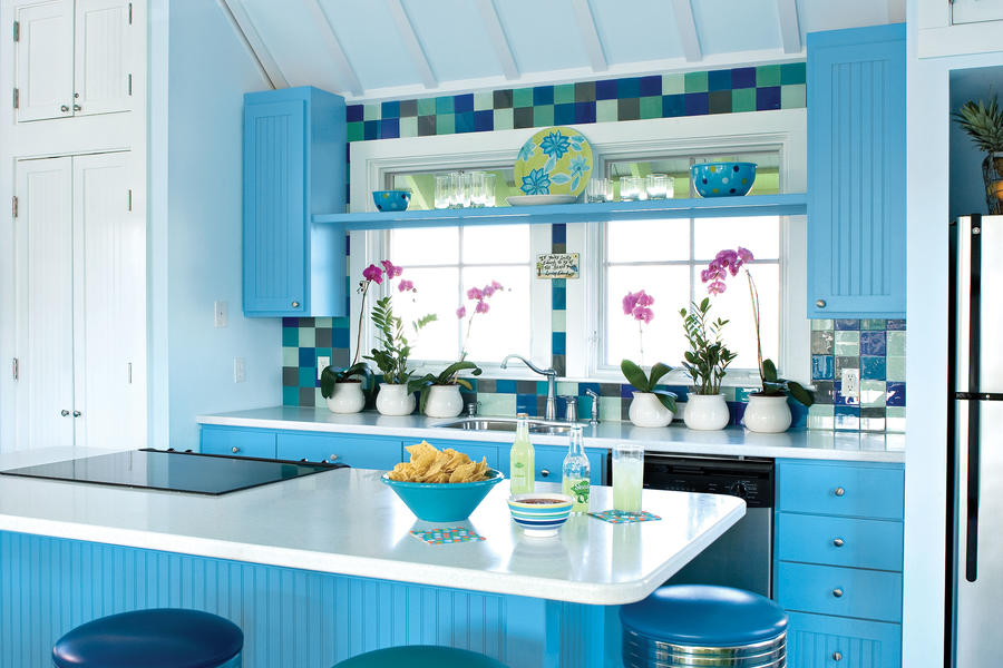 Go Coastal with Color