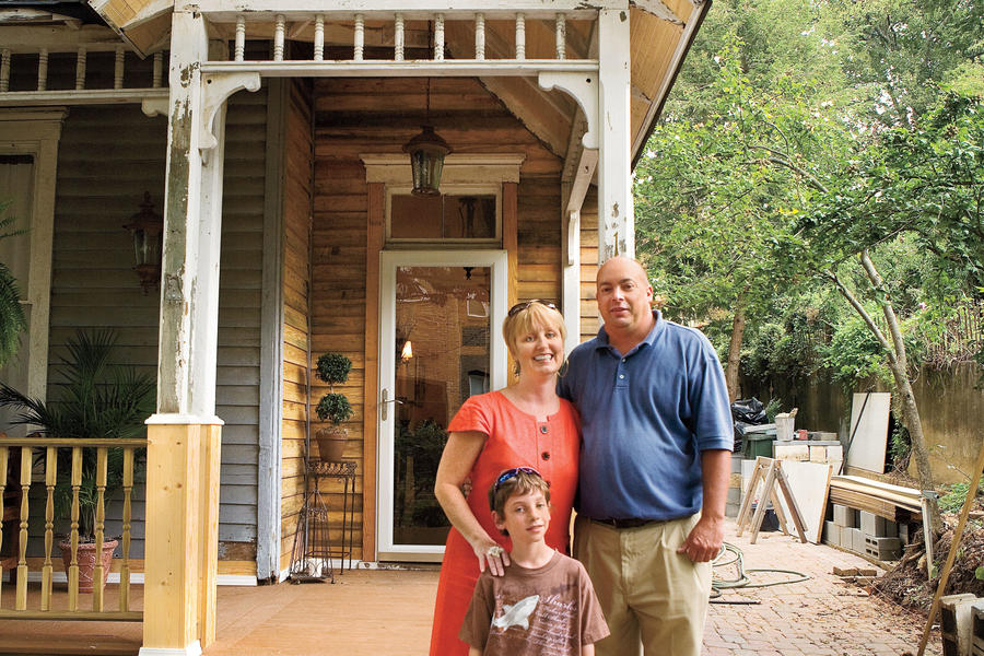 Best Neighborhoods: Thompson Family in NorthShore Chattanooga