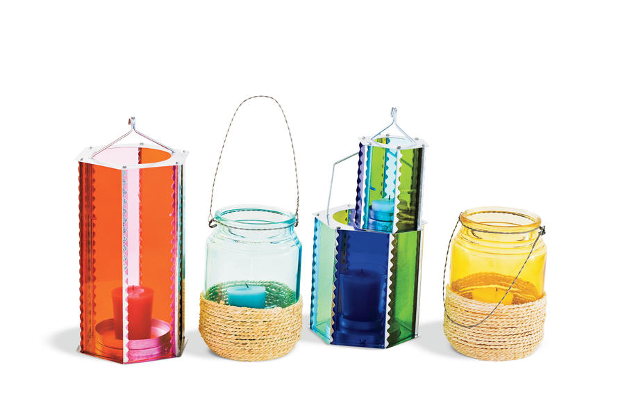 Outdoor Lanterns and Lights