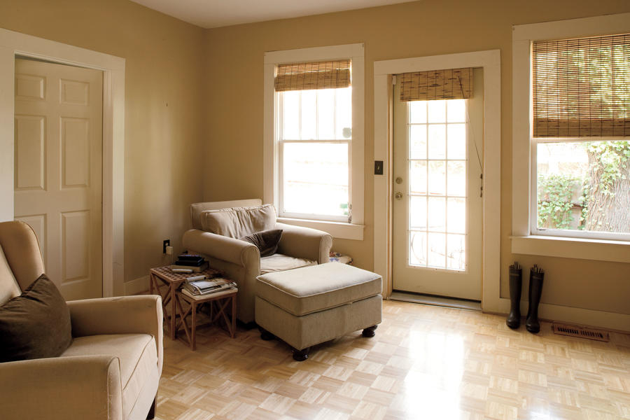 Living Room Decorating Ideas: Before