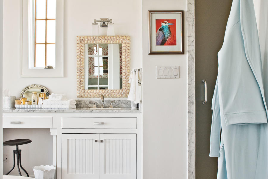 beach inspired bathroom decorating ideas southern living