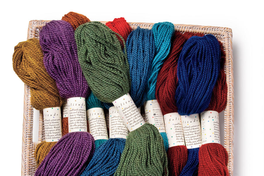Gifts for Girlfriends: Romney Yarns