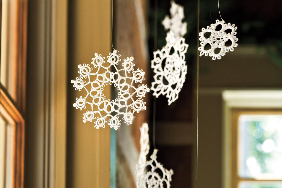 Heirloom Snowflakes