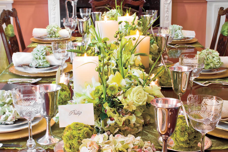 A Garland for Your Table