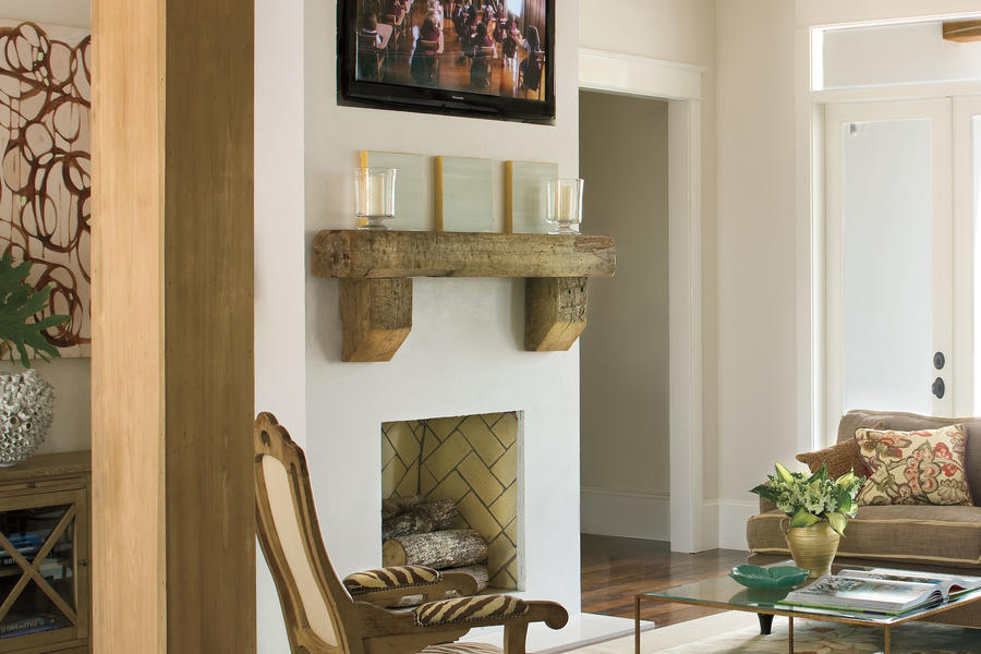 Rustic Simple Fireplace 25 Cozy Ideas For Fireplace