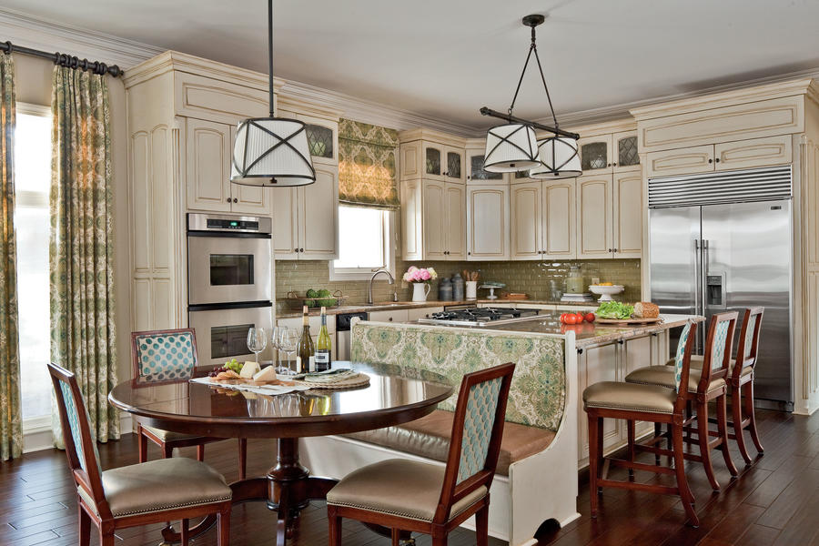 Traditional kitchen design ideas southern living for Traditional kitchen design