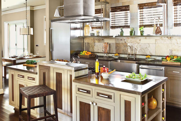 Eco friendly kitchen kitchen inspiration southern living for Eco friendly kitchen products