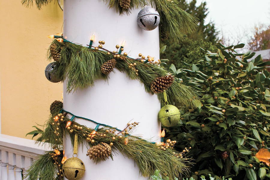 Christmas Decorating Ideas: Lights