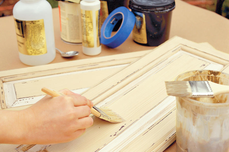 Painting Cabinets 101