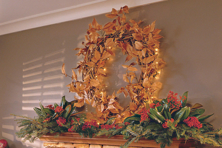 Gold Wreath