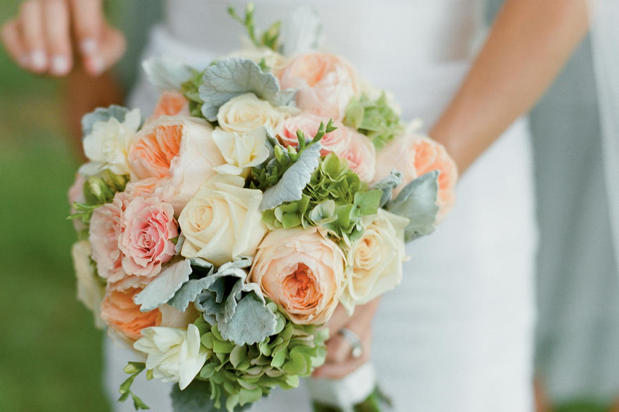Muted Color Bouquet