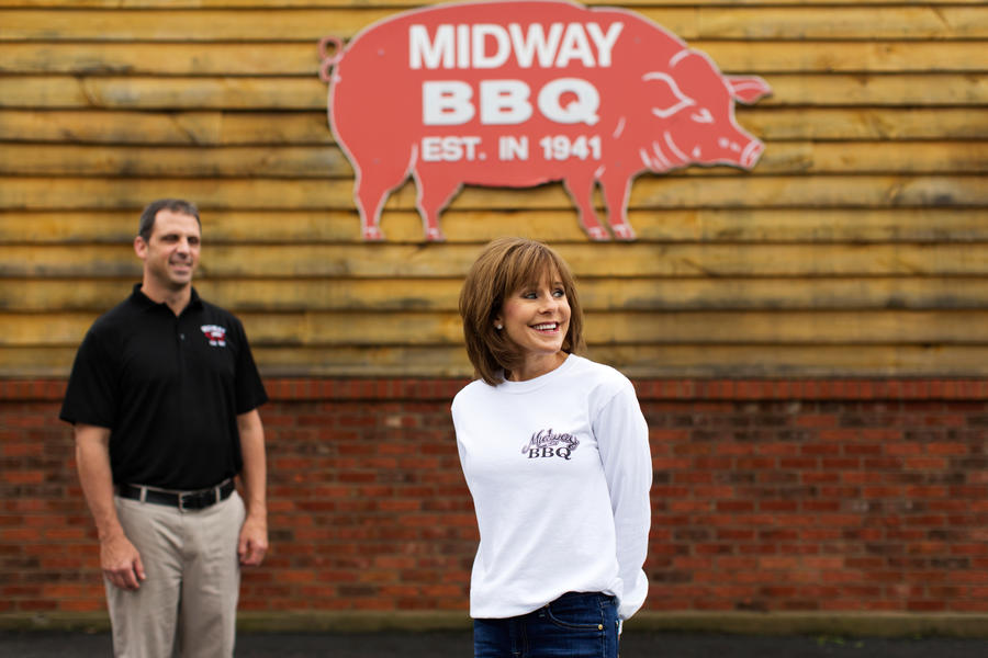 Midway BBQ