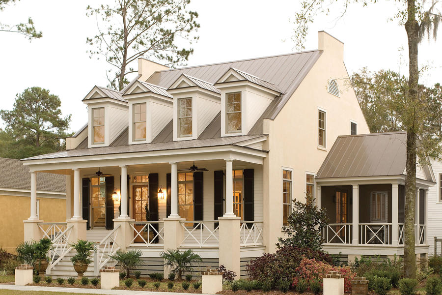 eastover cottage plan 1666 17 house plans with porches