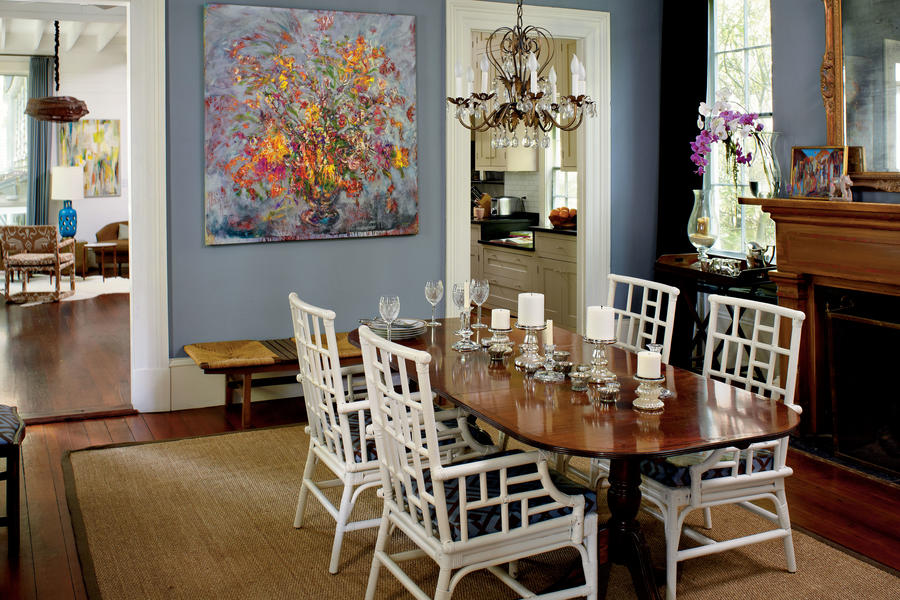 Budget Decorating Ideas: Embrace Your Inheritance