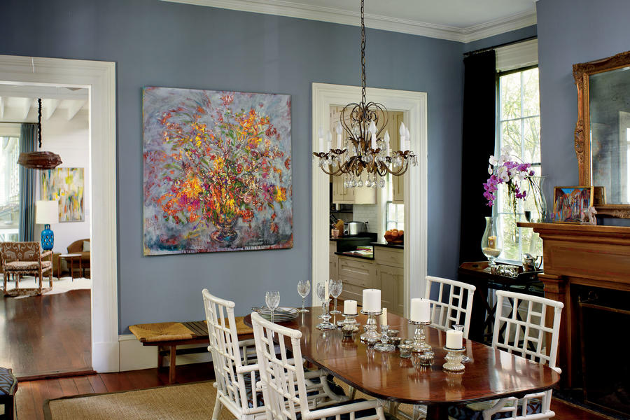 Southern Living Dining Room Paint Colors