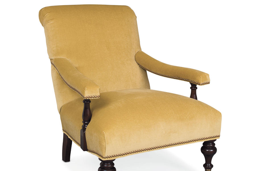 1742-01 Chair in Henry Saffron