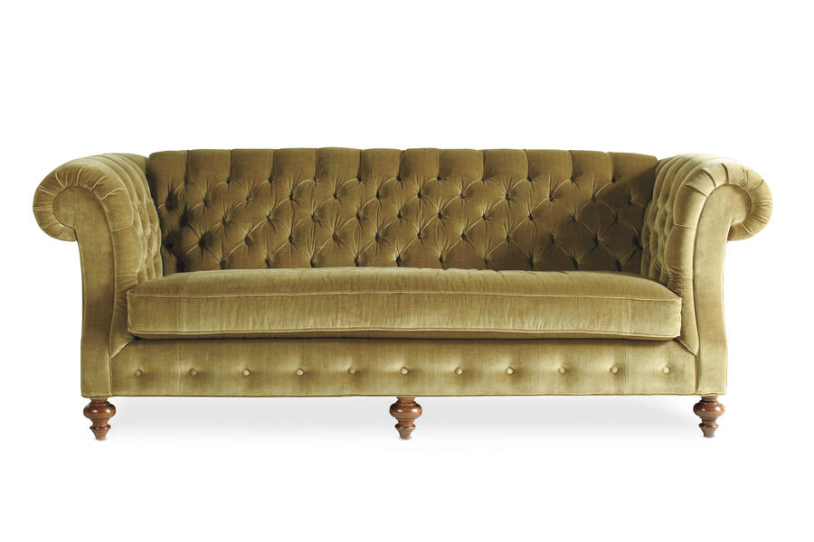 1120 chichester sofa made by southern hands furniture southern living - The reason behind the growing popularity of the contemporary sofa ...