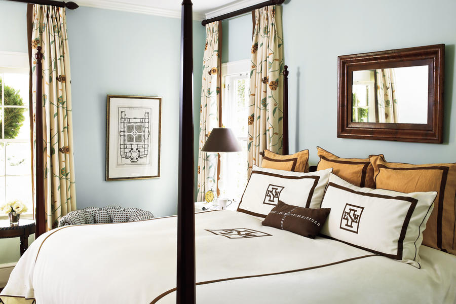 Restful Room - Master Bedroom Decorating Ideas - Southern Living