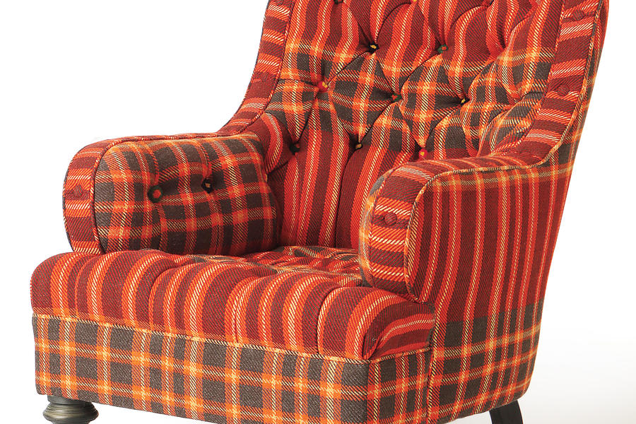 Chair Tartans And Plaids Southern Living