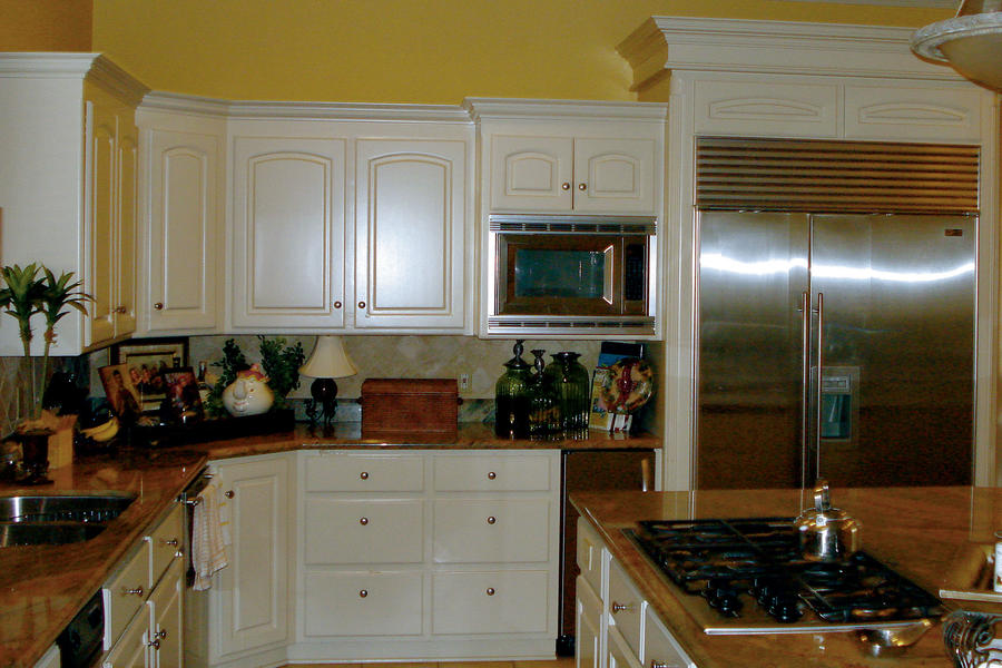 Kitchen before traditional kitchen design ideas for Southern style kitchen ideas