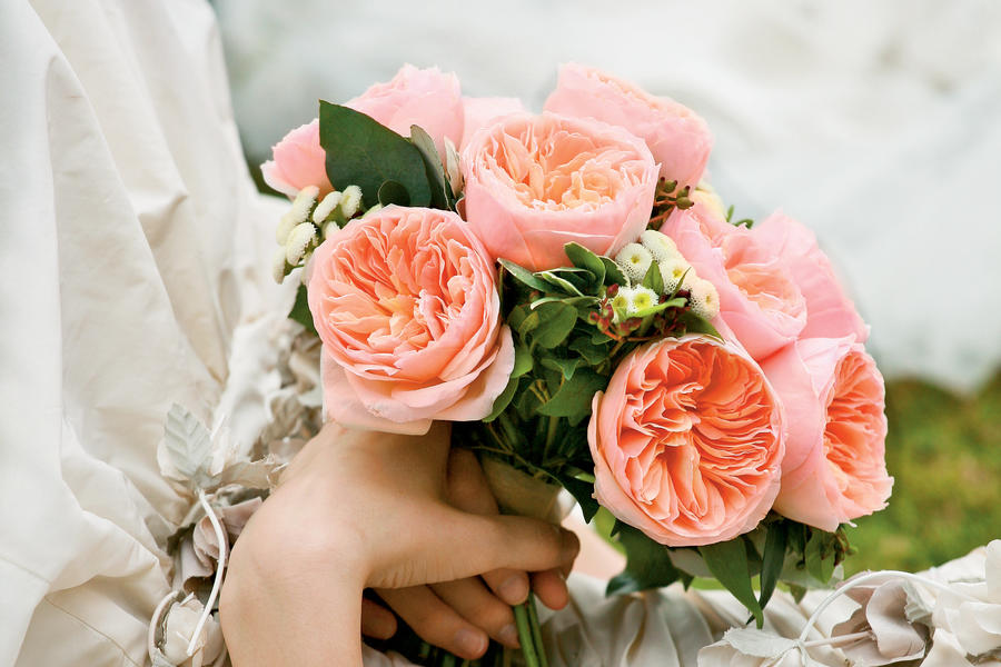 European-Style Rose Bouquet
