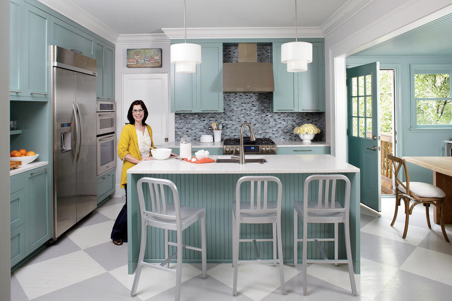 southern living kitchens ideas cottage kitchen design ideas southern living 22077