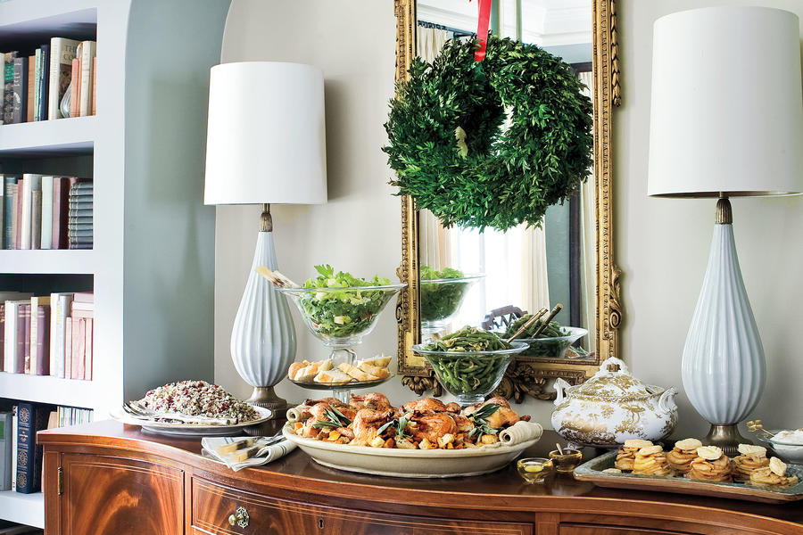Christmas Decorating Ideas: Family Heirlooms
