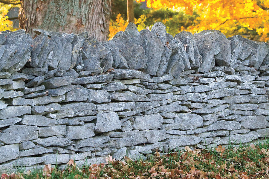 Stone Fences throughout Bourbon Country