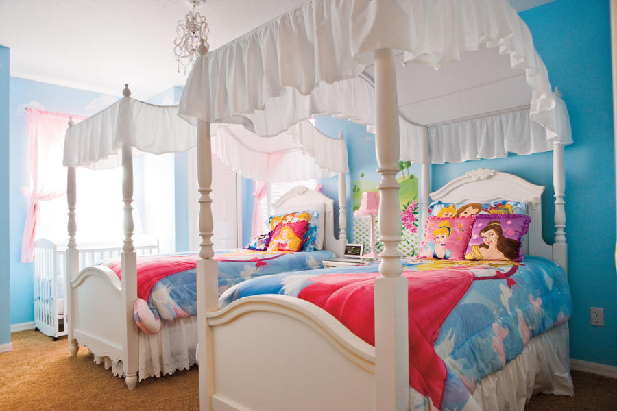 disney vacation home princess room