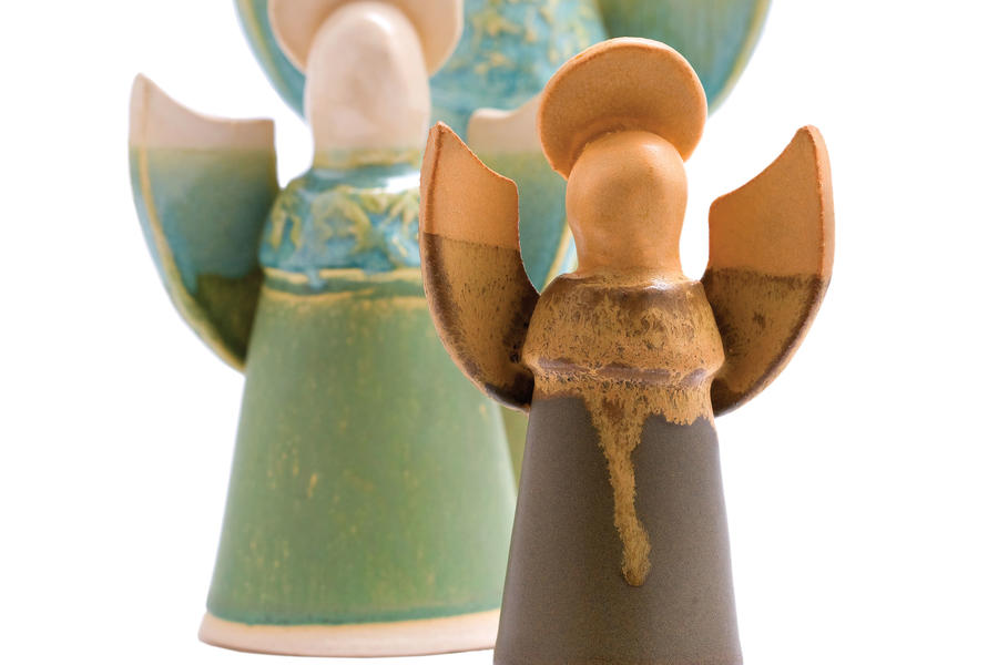 MS: Ceramic Angels