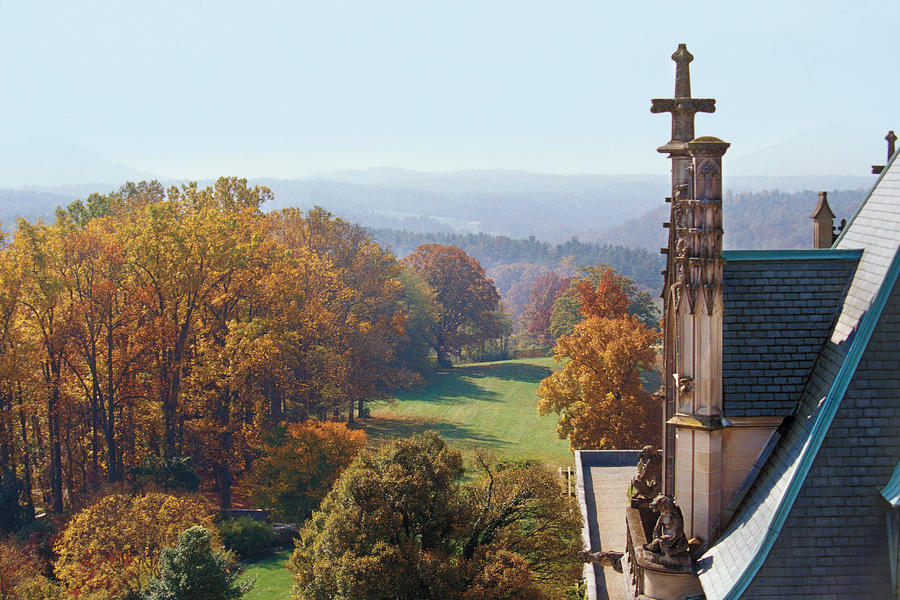 Biltmore Estate Roof