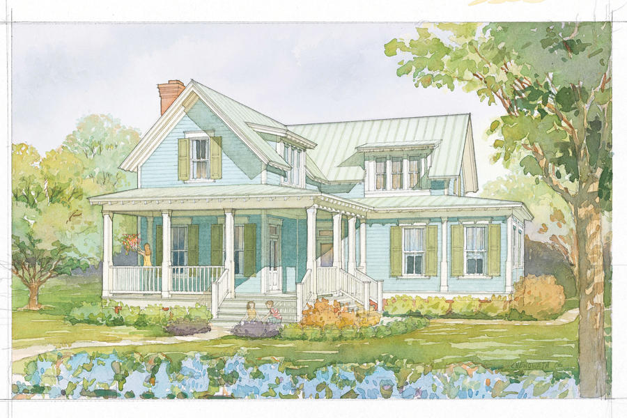 7 wildmere cottage plan 1110 top 12 best selling house for Top selling house plans