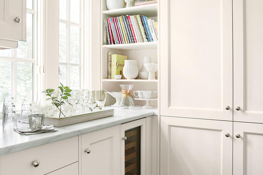 Timeless Shaker-Style Cabinets