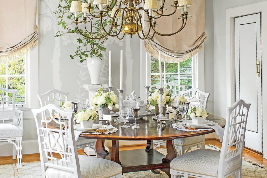 Neutral Birmingham Dining Room