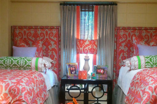 Go Overboard  23 Stylish Dorm Room Ideas  Southern Living ~ 063030_Southern Dorm Room Ideas