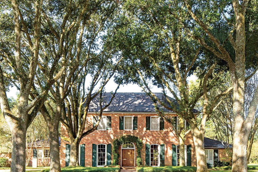 Timeless southern design charming home exteriors for Timeless house plans