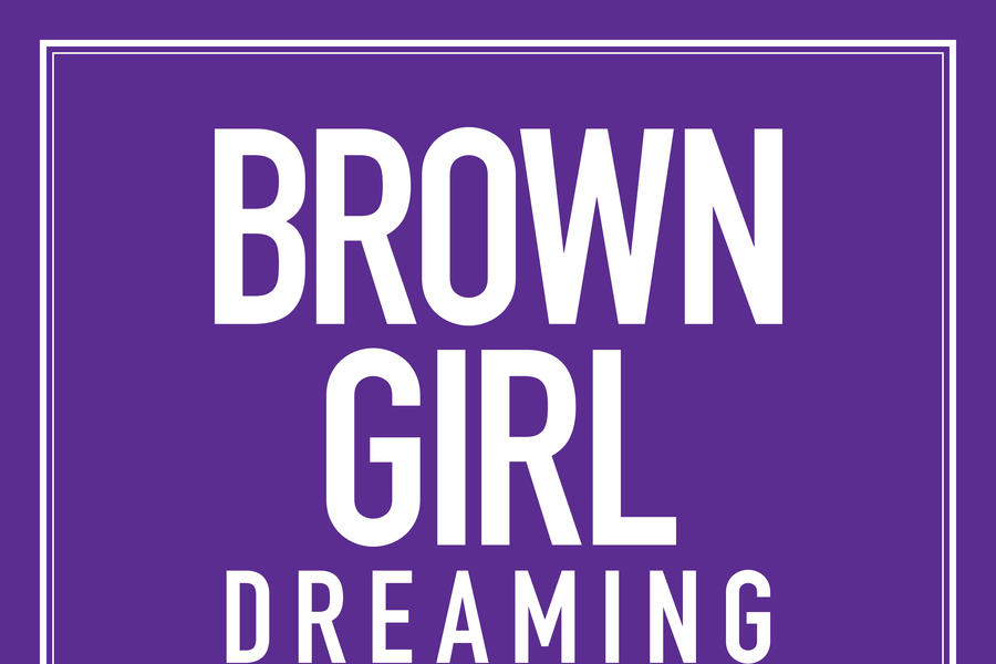 Brown Girl Dreaming By Jacqueline Woodson Souths Best