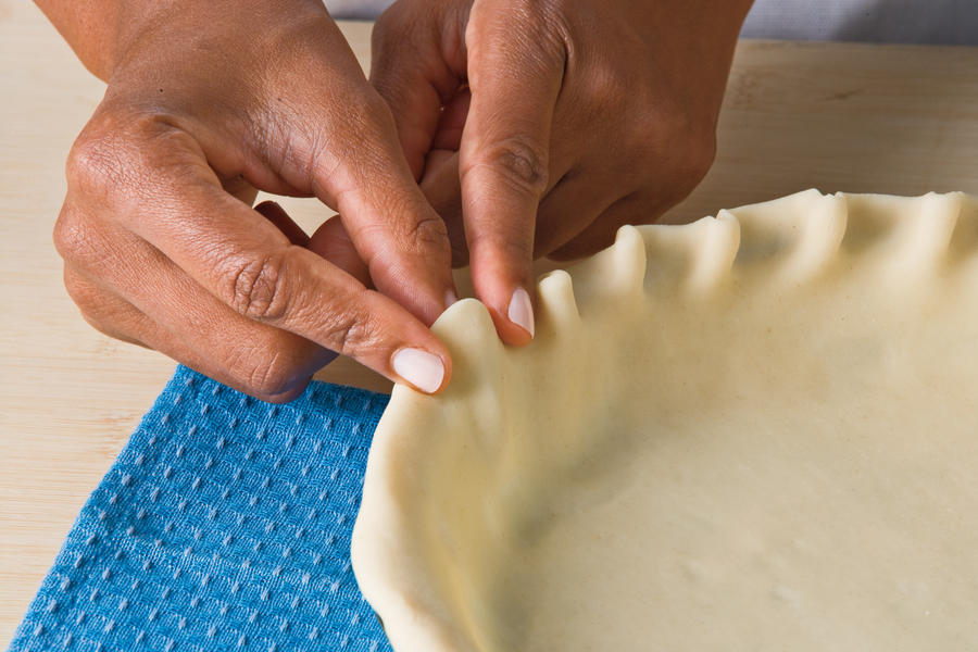 Cooking & Baking Tips: Perfectly Fit Pie Crust