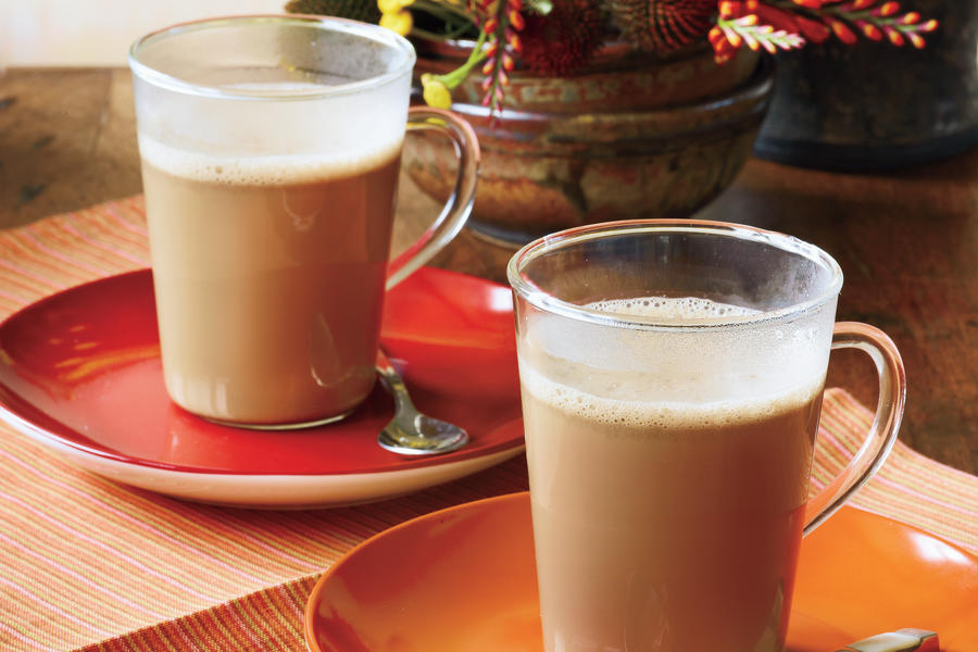 Brunch Recipes: Coffee Milk Punch