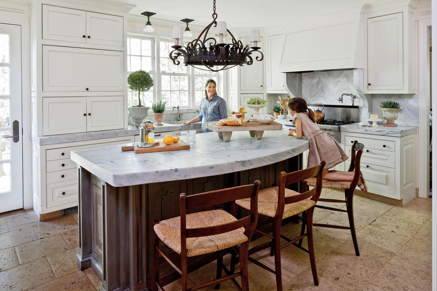 Classic Marble Countertops