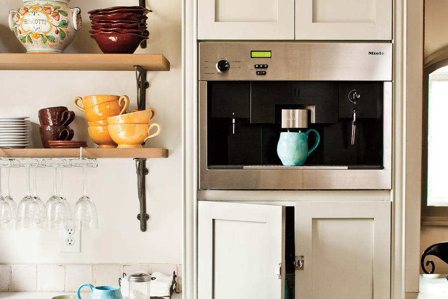 Dream Kitchen Design Ideas: Live-In Barista
