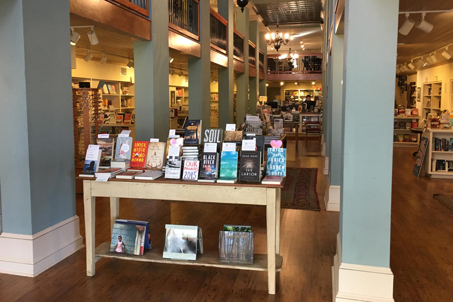 TurnRow Book Co. (Greenwood, Mississippi)