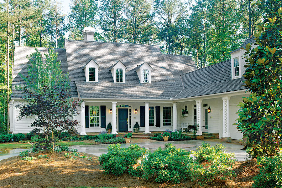 No 9 crabapple cottage 2016 best selling house plans southern living - Southern living house plans one story ideas ...