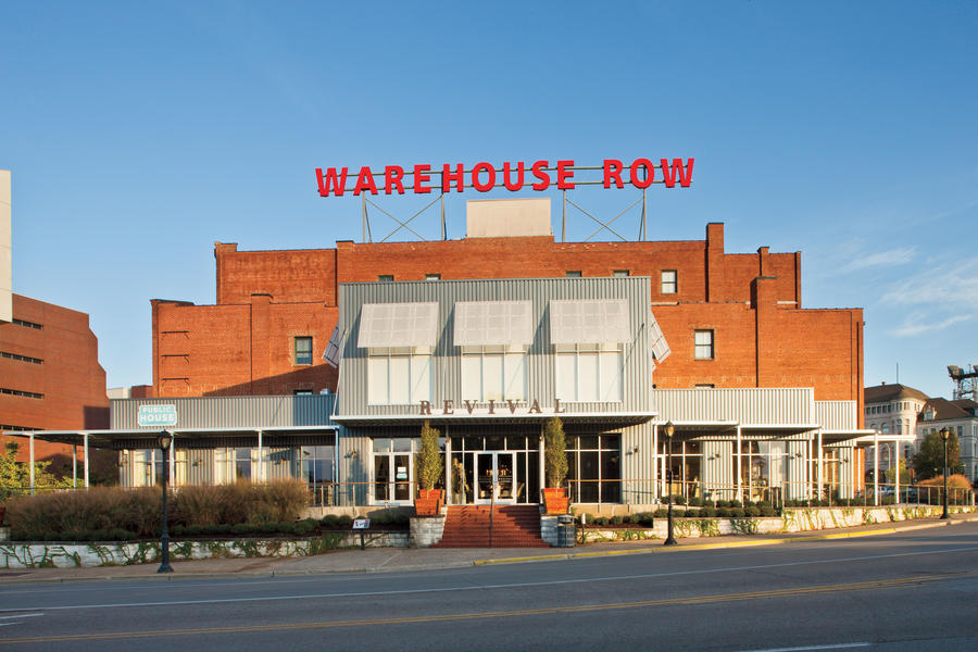 Best New Shopping Street: Warehouse Row