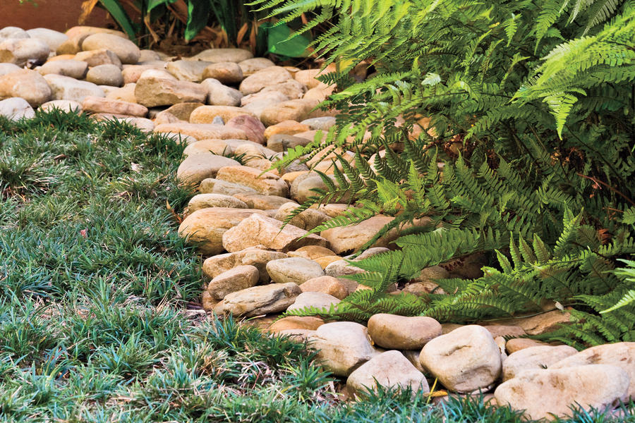 Decorative Garden Stones
