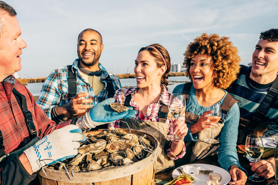Welcome to the Oyster Capital of the East Coast