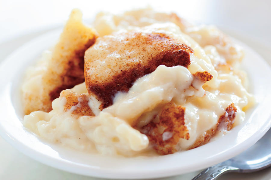 Southern Diner Restaurants: Bel-Loc Rice Pudding